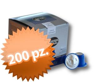 200 Compatibili Nespresso Gimoka evoluto