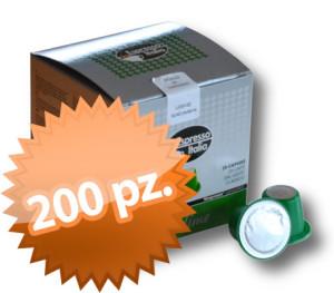200 Compatibili Nespresso Gimoka sublime
