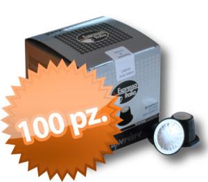 100 Compatibili Nespresso Gimoka superiore