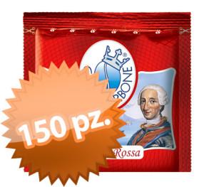 150 Cialda Caffè Borbone Miscela Rossa