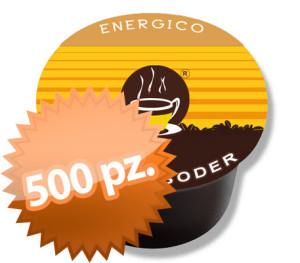 500 capsule espressoder energico