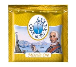 Cialde Filtro Carta Borbone Miscela Oro