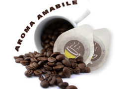 Cialde Filtro Carta Espressoder Amabile