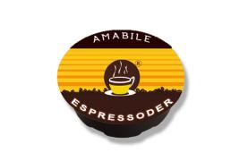 Espressoder amabile A Modo Mio