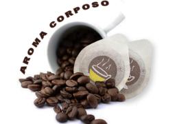 Cialde Filtro Carta Espressoder Aroma Corposo
