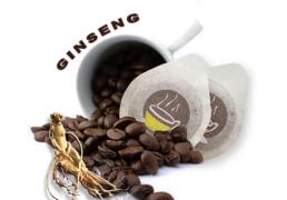Cialde Filtro Carta Espressoder Ginseng
