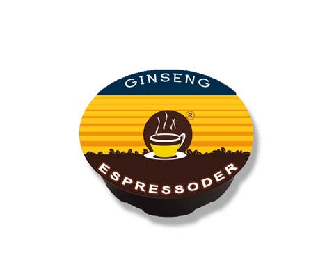 Espressoder ginseng A Modo Mio