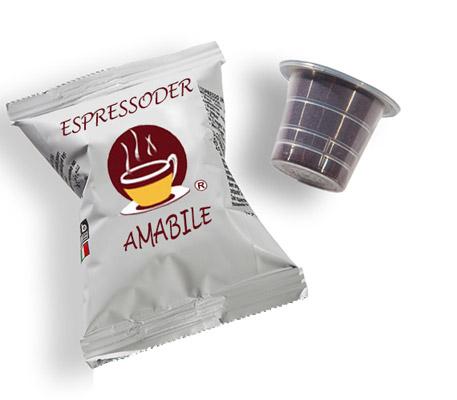 Compatibili Nespresso Espressoder amabile