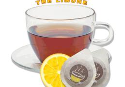 Cialde Filtro Carta Espressoder The al limone