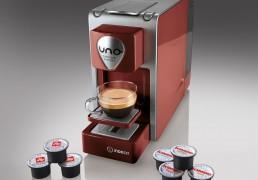 Macchina caffè Indesit Uno Capsule System