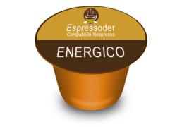 Espressoder energico compatibile Nespresso
