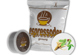 Espressoder ginseng compatibile Espresso Point