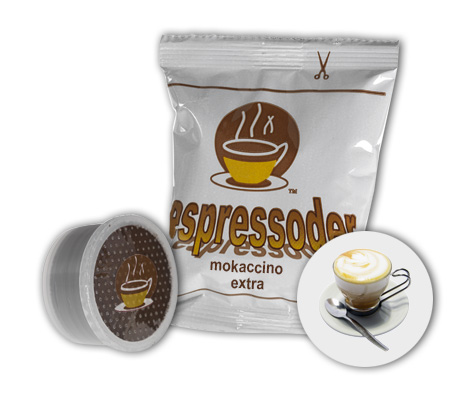 Espressoder mocaccino compatibile Espresso Point