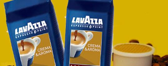 Lavazza Espresso Point creama e aroma