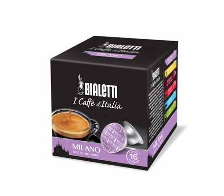 Capsule caffè Mokespresso Bialetti Milano