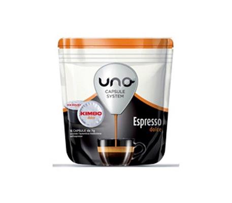 Kimbo Uno Espresso SyStem Dolce