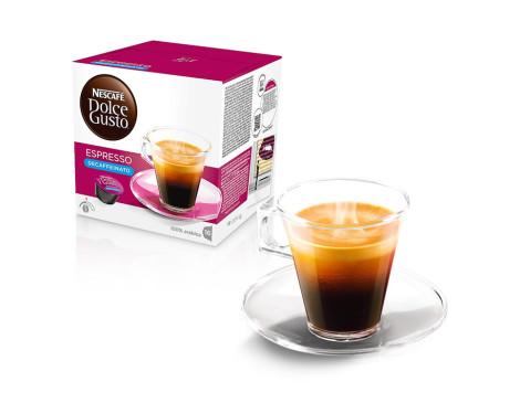 Espresso Decaffeinato Nescafè Dolce Gusto
