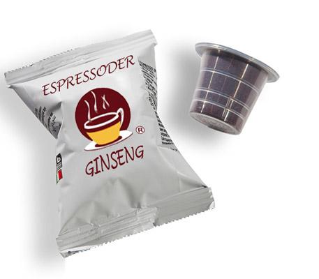 Compatibili Nespresso Espressoder ginseng