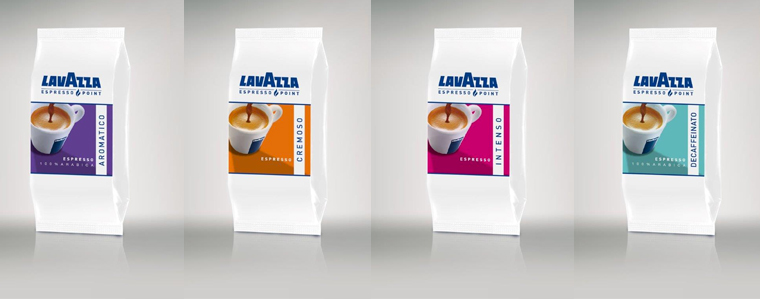 Capsuler web Lavazza Espresso Point
