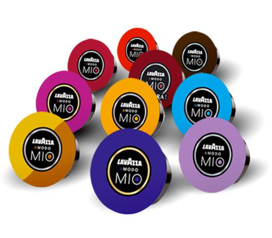 Cialde caffè mix A Modo Mio