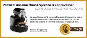 Macchine compatibili Espresso Cappuccino