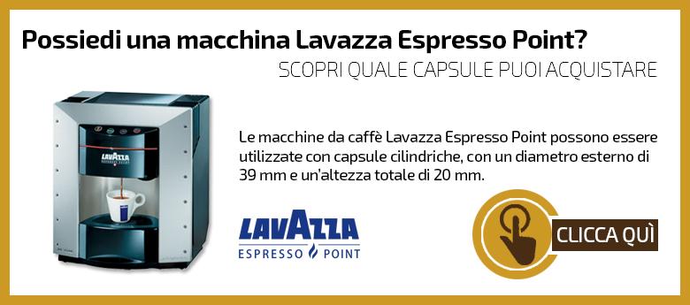 Macchine compatibili Espresso Point