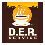 Logo grande DER Service