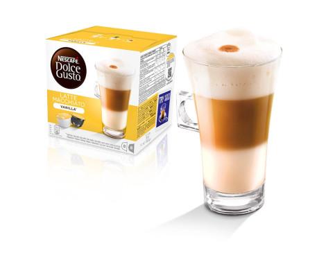 Latte macchiato vanilla Nescafè Dolce Gusto