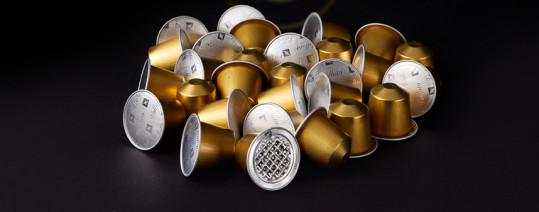 Riciclare il caffè in capsule