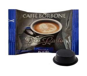 Capsule Borbone Don Carlo miscela blu