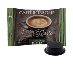 Capsule Borbone Don Carlo miscela dek