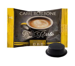 Capsule Borbone Don Carlo miscela oro