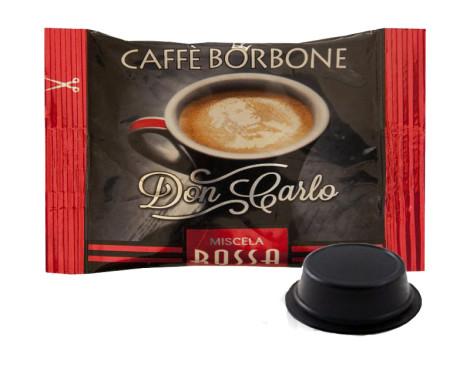 Capsule Borbone Don Carlo miscela rossa