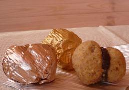Biscotti baci di dama biologici