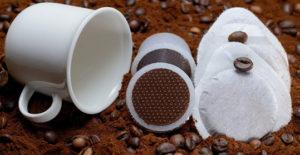 Riciclare le capsule di caffè
