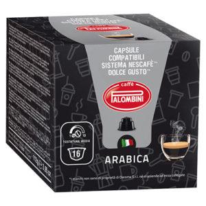 Caffè Palombini compatibili Nescafè Arabica