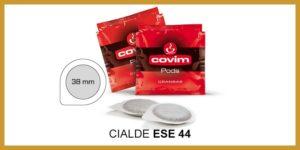 Banner compatibili Covim Cialde in carta