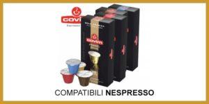 Banner compatibili Covim Nespresso