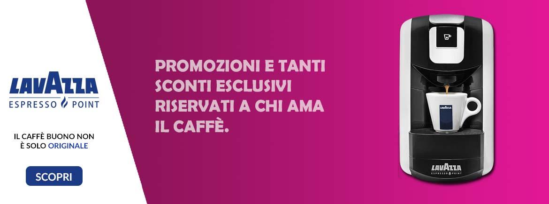 Banner home caffè Espresso Point