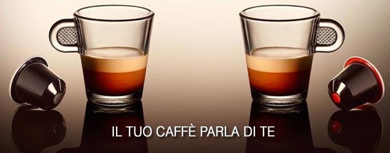 Tazzine caffè a confronto