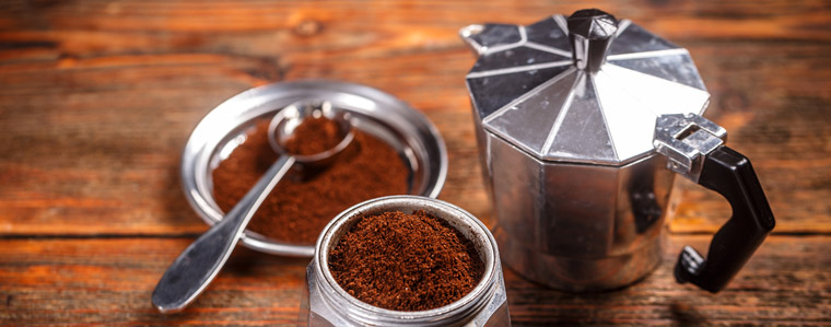 Macchina Moka caffè