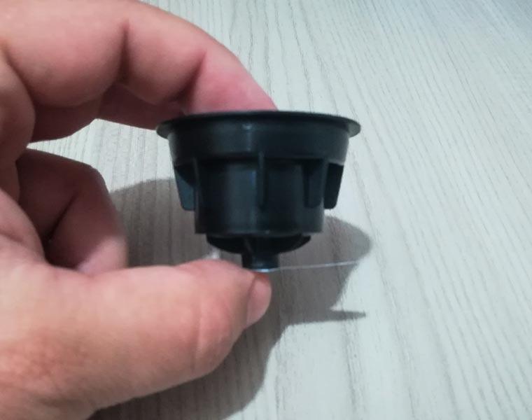 Profilo capsula Borbone Dolce Gusto
