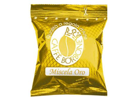 Borbone compatibile Espresso Point miscela oro