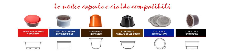 Cialdecapsulecaffe.it Header