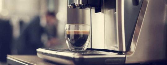 Tazzina vetro caffè