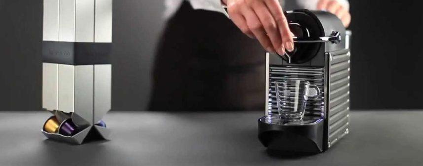decalcificazione nespresso pixie
